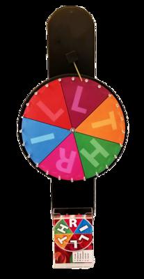 THRILL-drejehjul
