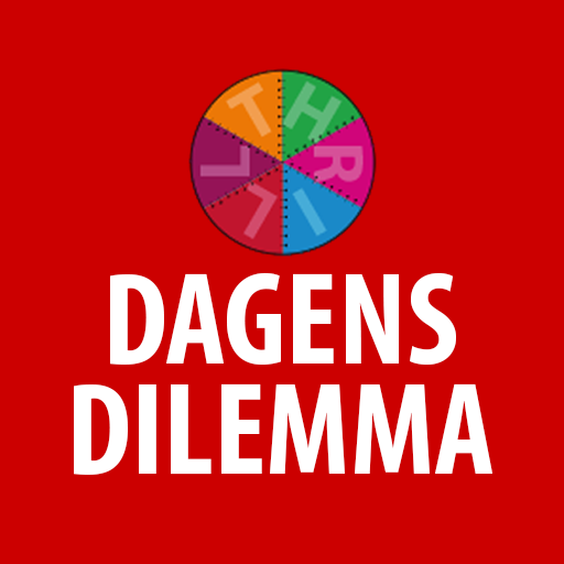 Dilemma-app - UDVIDET UDGAVE MED 200 DILEMMAER - købes på eksternt site!
