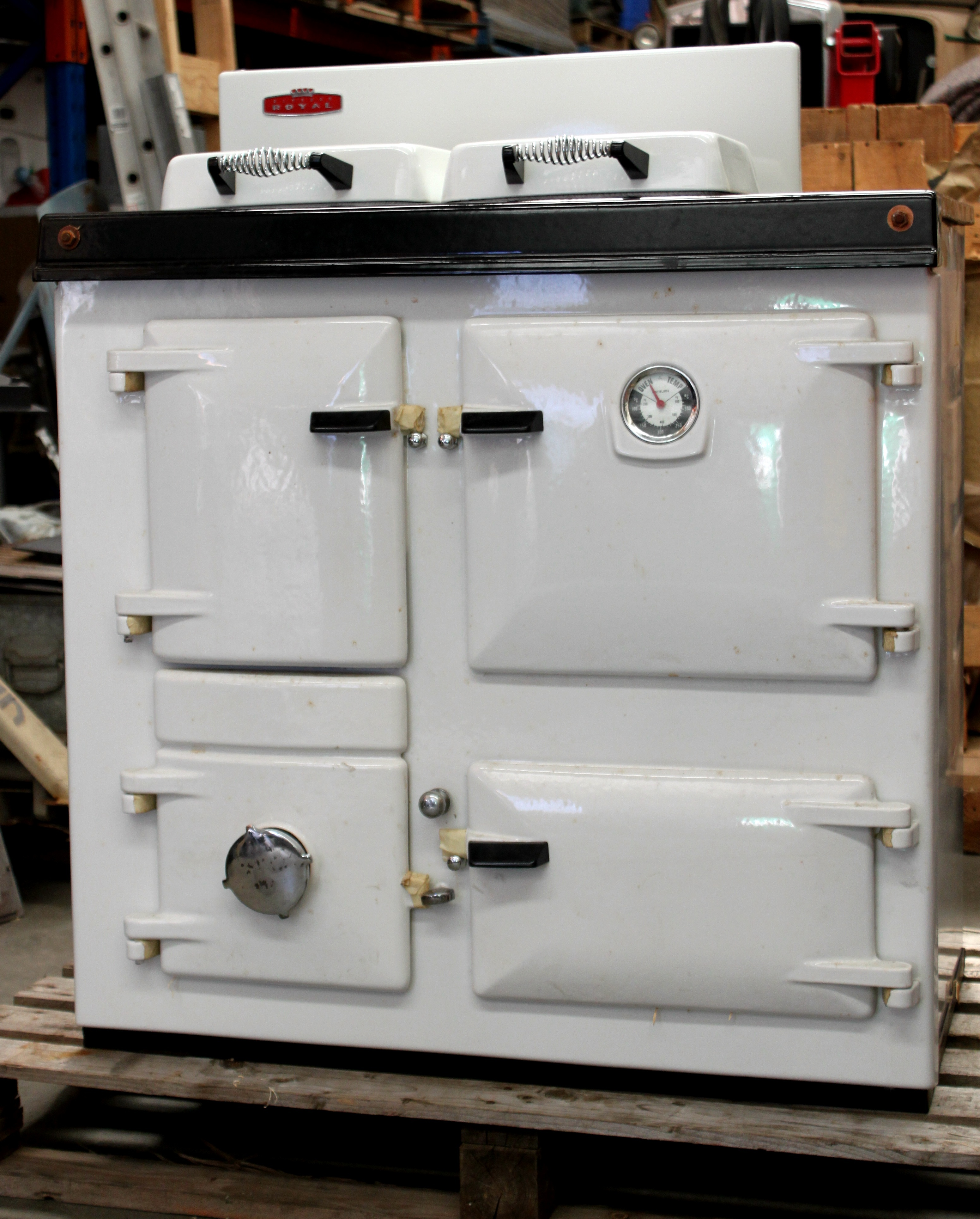 Sold Sorry This Rayburn Royal Cooker Is No Longer