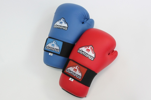 """Перчатки fight """"олимпус"""" для таеквондо и кикбоксинга"""