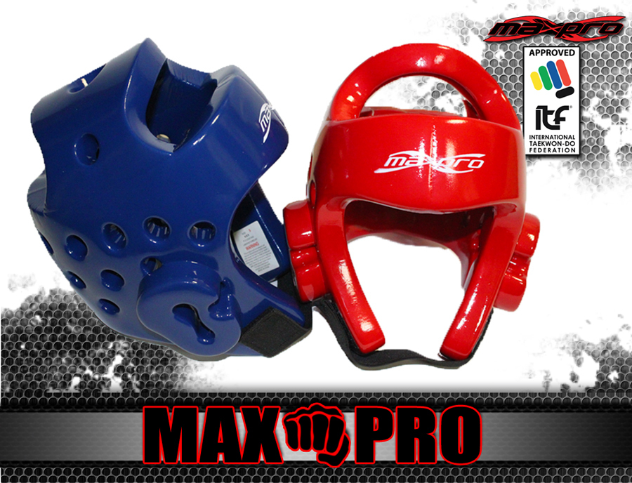 Шлем maxpro класик для таеквондо