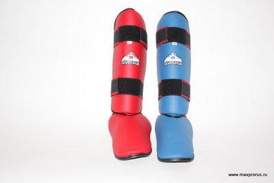Защита стопы и голени для каратэ