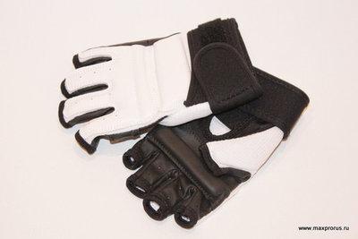 Перчатки кожаные для таеквондо втф