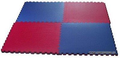 Доянг (маты) 1х1м, двуцветные, толщина 2,5см, ласточкин хвост