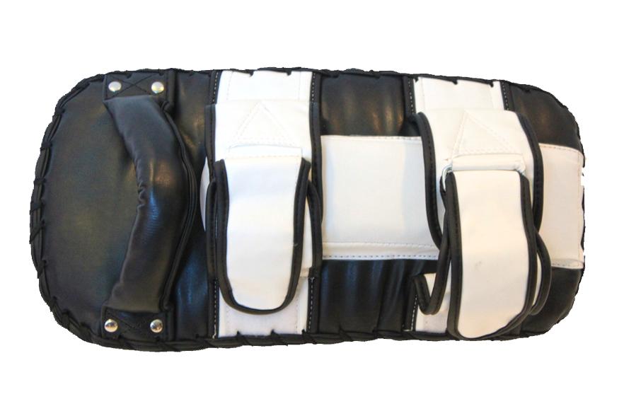 Лапы maxpro (черно-белые) в комплекте 2 штуки