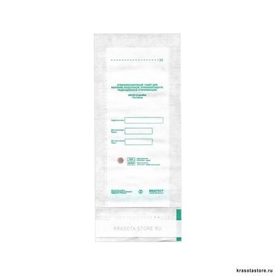Стерилизационный пакет 75x150 мм 100 шт
