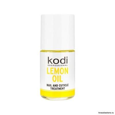 Масло для кутикулы Лимон Kodi Professional 15 мл