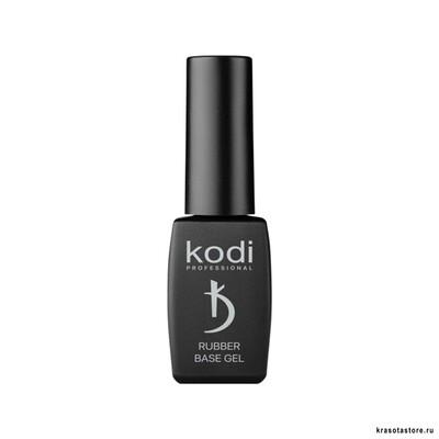 База для гель лака Каучуковая White Kodi Professional 8 мл