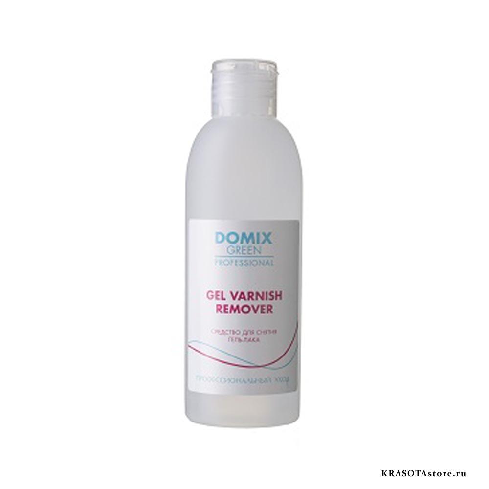Жидкость для снятия гель лака (gel varnish remover) 200мл