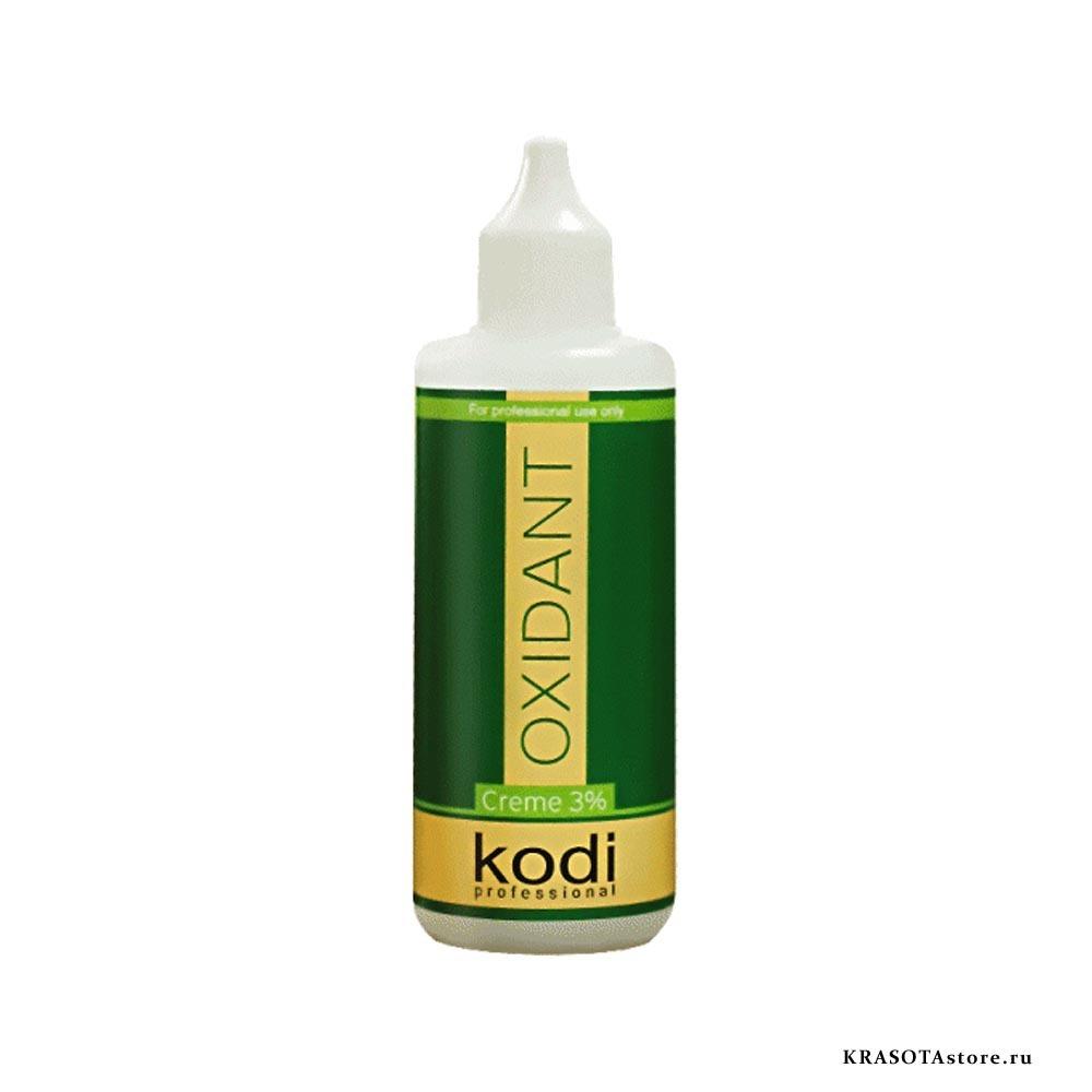 Kodi Professional Оксидант для краски для ресниц и бровей кремовый 3% (oxidant creme) 100мл