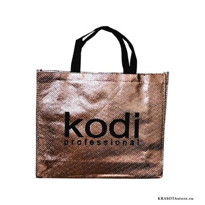 Kodi Professional Сумка коричневая