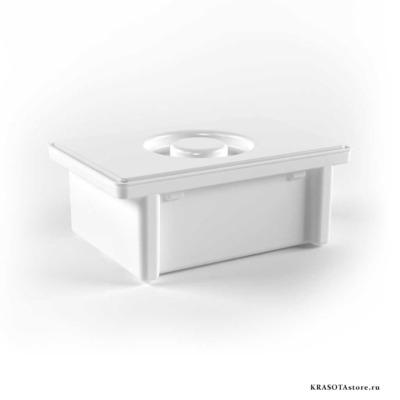 Емкость контейнер для дезинфекции инструмента ЕДПО 1л
