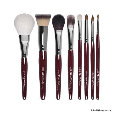 Roubloff beauty Набор кистей для макияжа M082