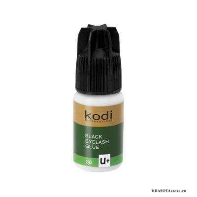 Kodi Professional Клей для ресниц (black glue for eyelash extension) U+ 3гр