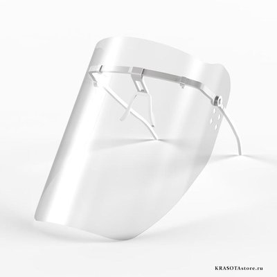 Защитный щиток для лица Елат с 1 пленкой