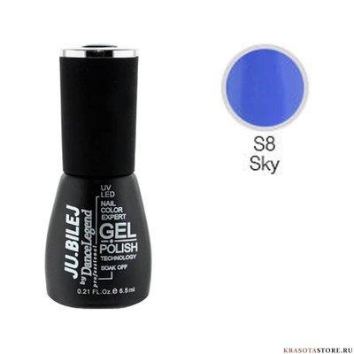 Ju.Bilej Гель лак № S8 (gel polish) 6,5мл