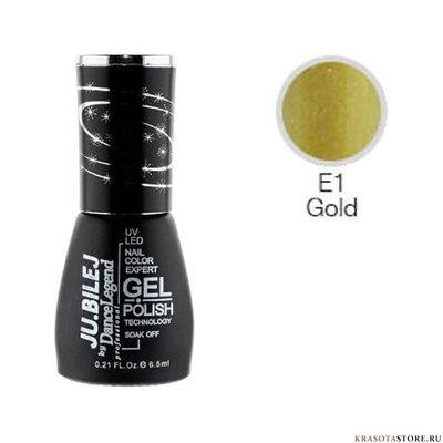 Ju.Bilej Гель лак № E1 (gel polish) 6,5мл