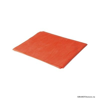 Коврик спанбонд оранжевый 40x50см 100шт