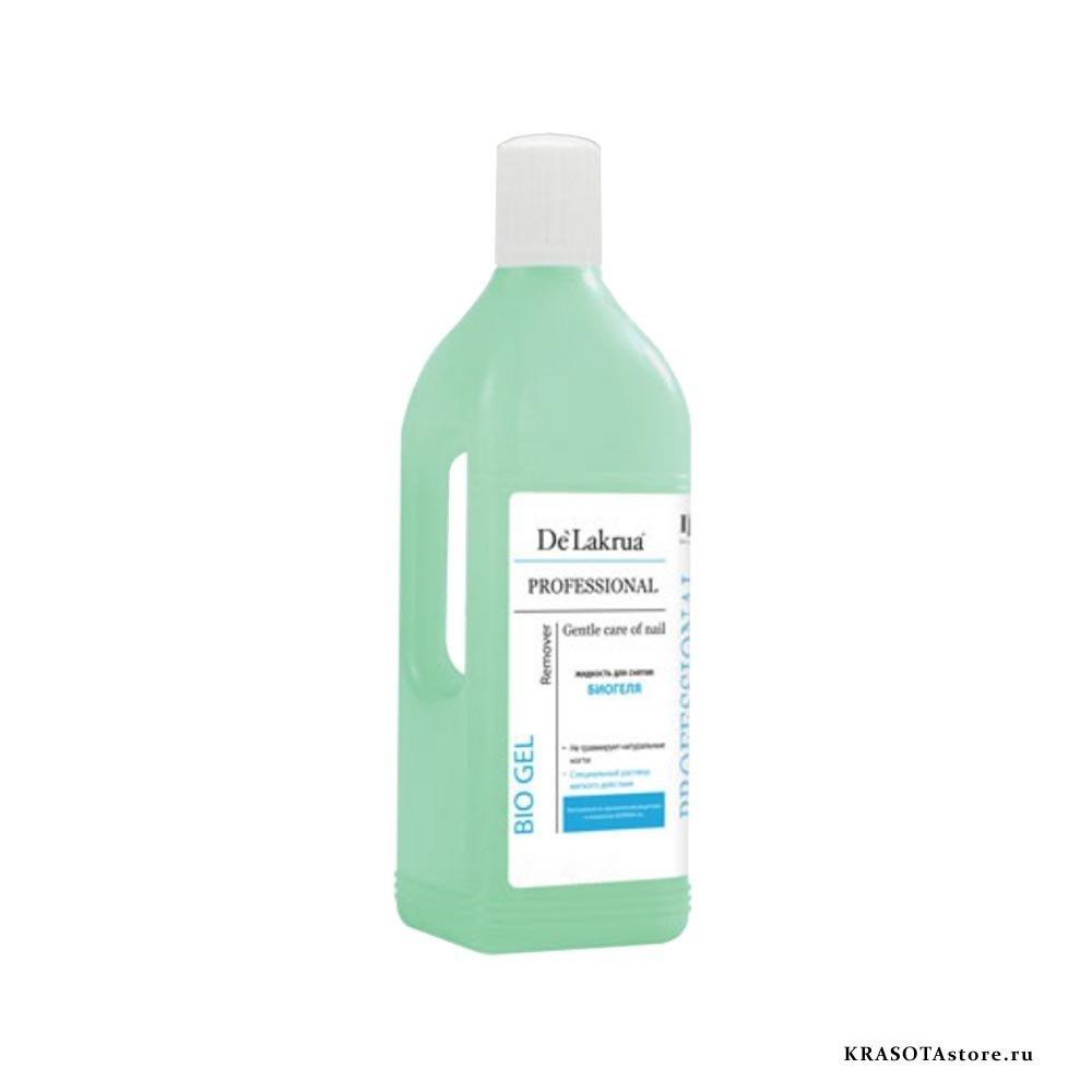 Жидкость для снятия геля (bio gel remover) 500мл