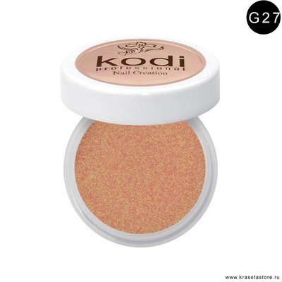 Kodi Professional Акрил цветной (color acril) № G-27