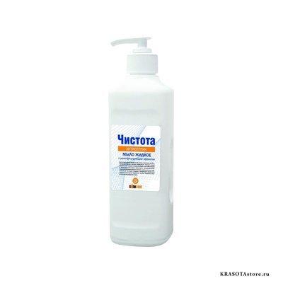Чистота антисептик Мыло жидкое 500мл