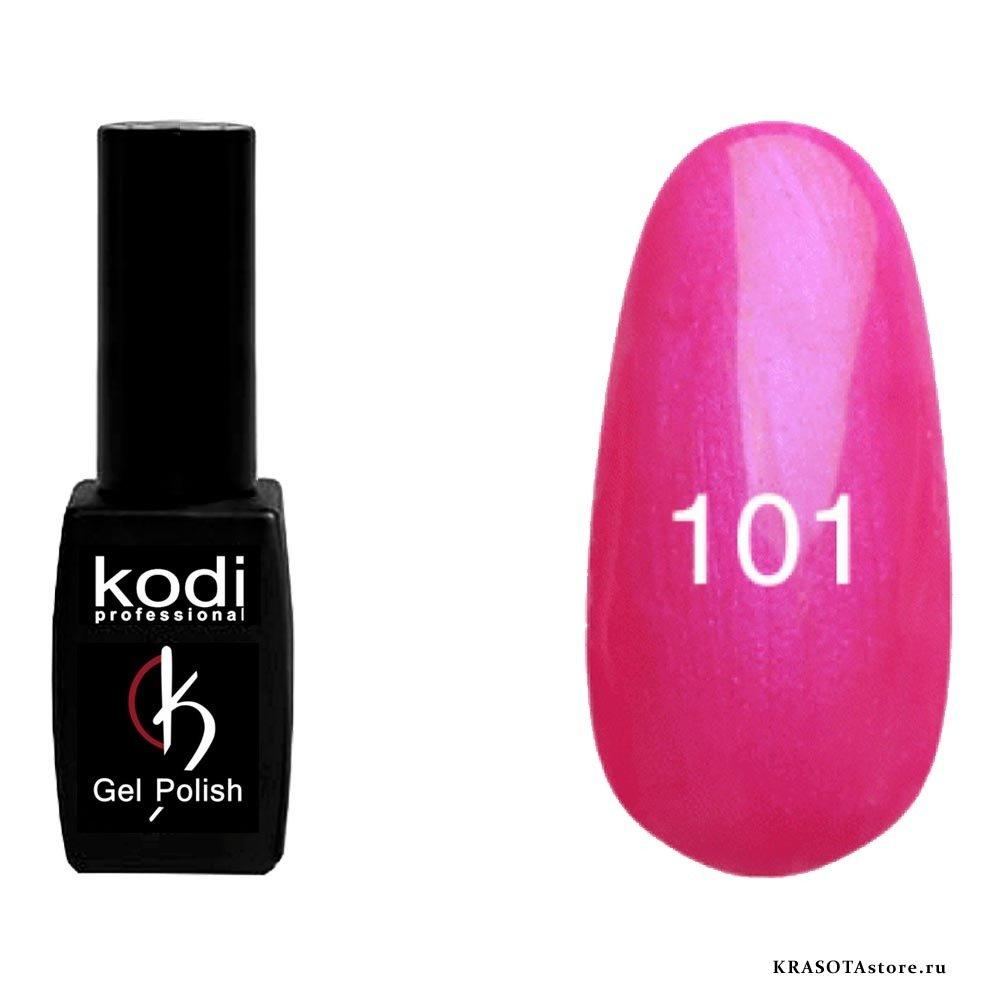 Kodi Professional Гель лак № 101 (gel polish) 8мл