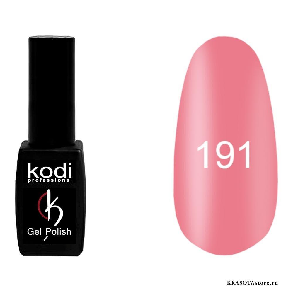 Kodi Professional Гель лак № 191 (gel polish) 8мл
