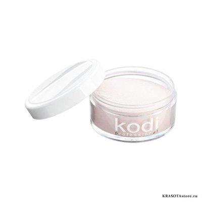 Kodi Professional Акриловая пудра камуфлирующая натурально бежевая (glamour french 53) 22г