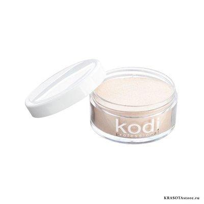 Kodi Professional Акриловая пудра камуфлирующая натурально бежевая (glamour french 51) 22г