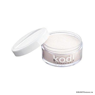 Kodi Professional Акриловая пудра камуфлирующая персиковая (glamour french 54) 22г