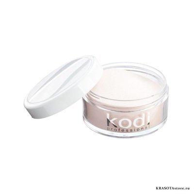 Kodi Professional Акриловая пудра камуфлирующая бежево розовая (glamour french 60) 22г