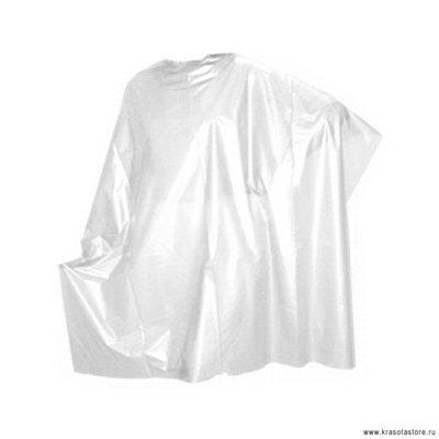 Пеньюар одноразовый 140x100см прозрачный 25шт