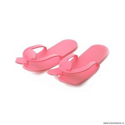 Тапочки вьетнамки 5мм розовый 25пар