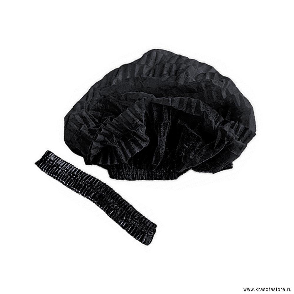 Шапочка черная 100шт