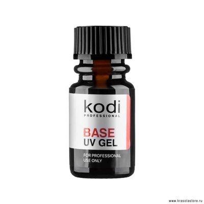 Kodi Professional Базовый гель для ногтей (base UV gel) 10мл