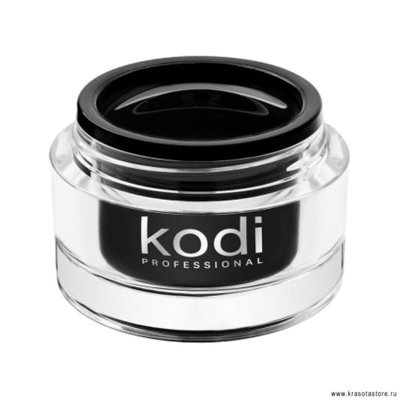 Kodi Professional Био гель для ногтей прозрачный (uv gel kodi luxe clear) 28мл