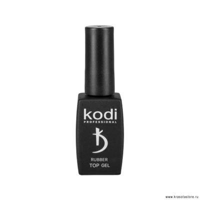 Kodi Professional Верхнее покрытие для гель лака каучуковое (rubber top) 12мл