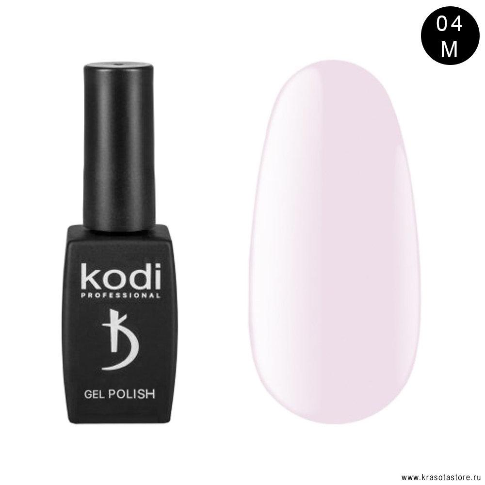 Kodi Professional Гель лак № 04M (gel polish) 12мл