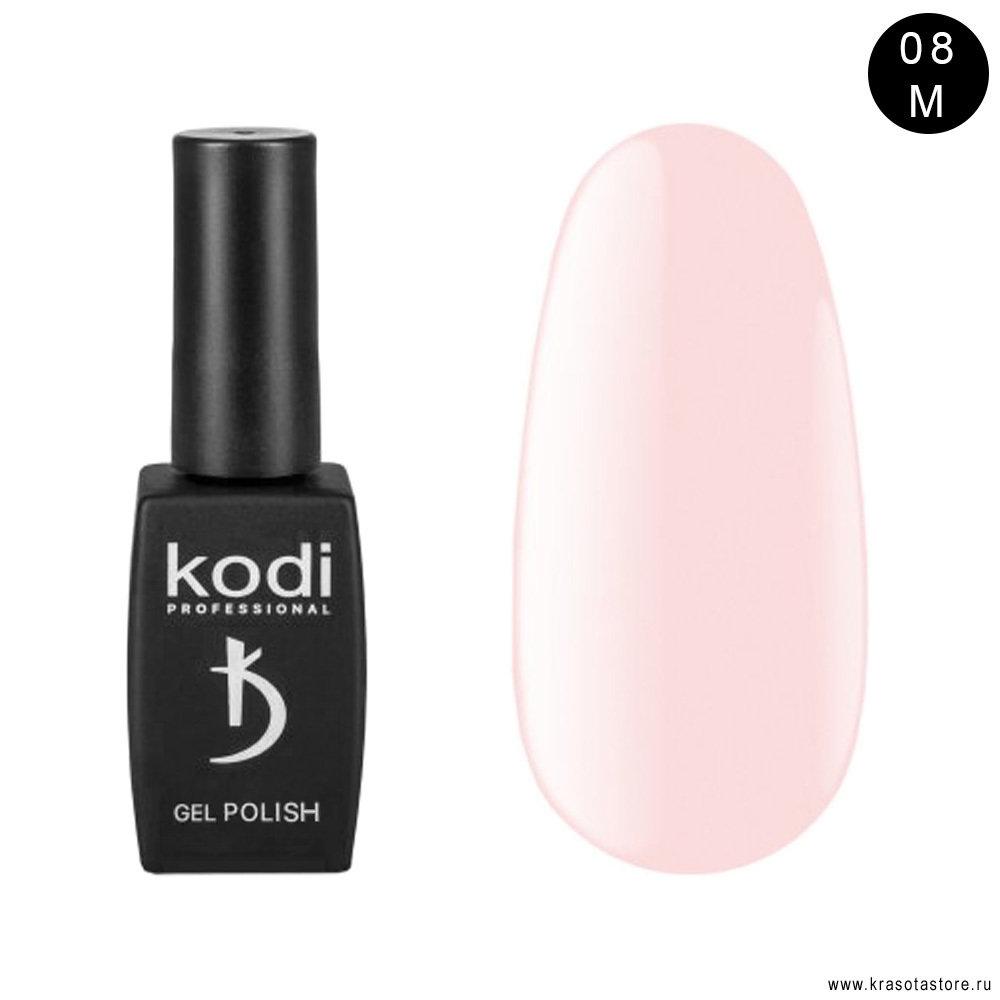 Kodi Professional Гель лак № 08M (gel polish) 8мл