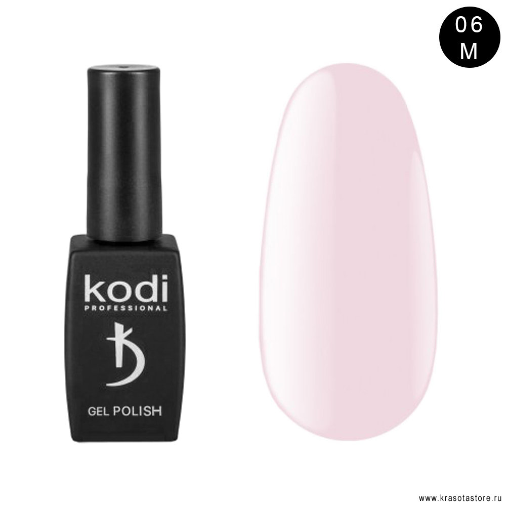 Kodi Professional Гель лак № 06M (gel polish) 12мл