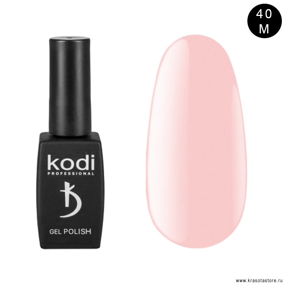 Kodi Professional Гель лак № 40M/20 (gel polish) 12мл