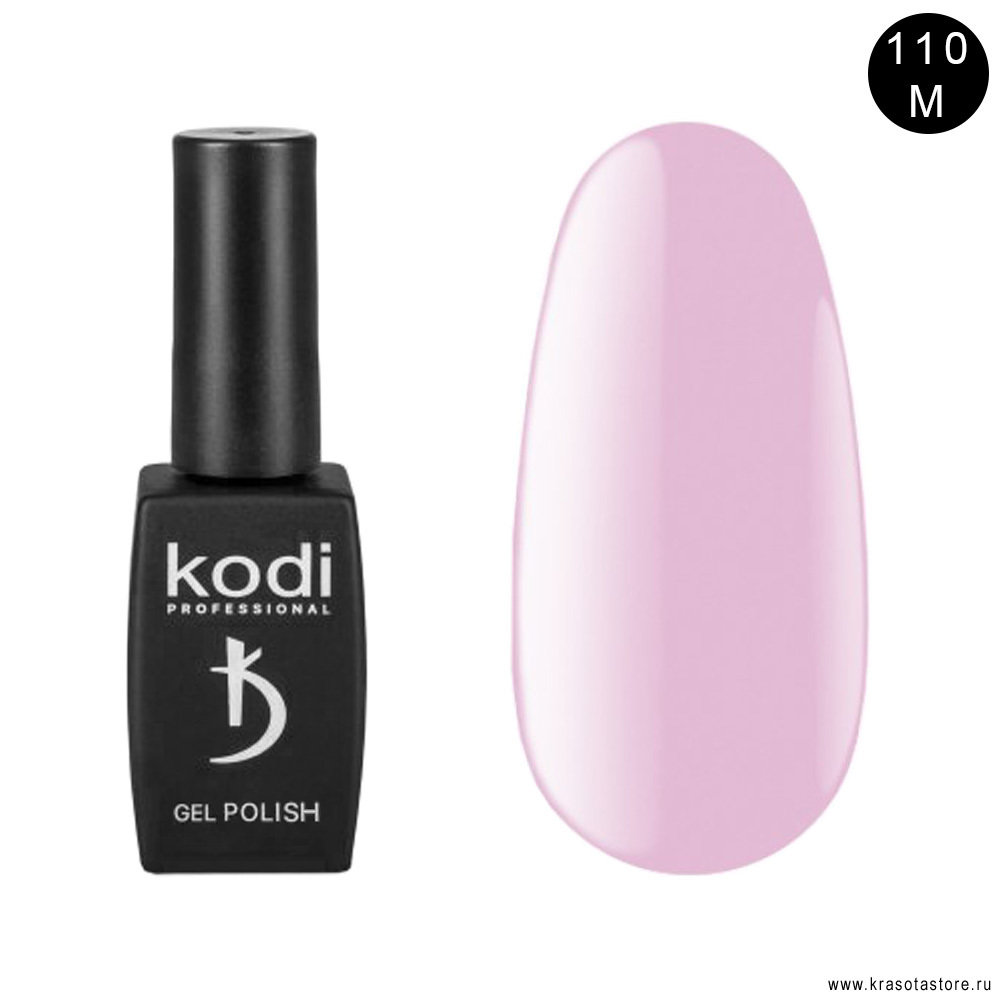 Kodi Professional Гель лак № 110M/66 (gel polish) 12мл