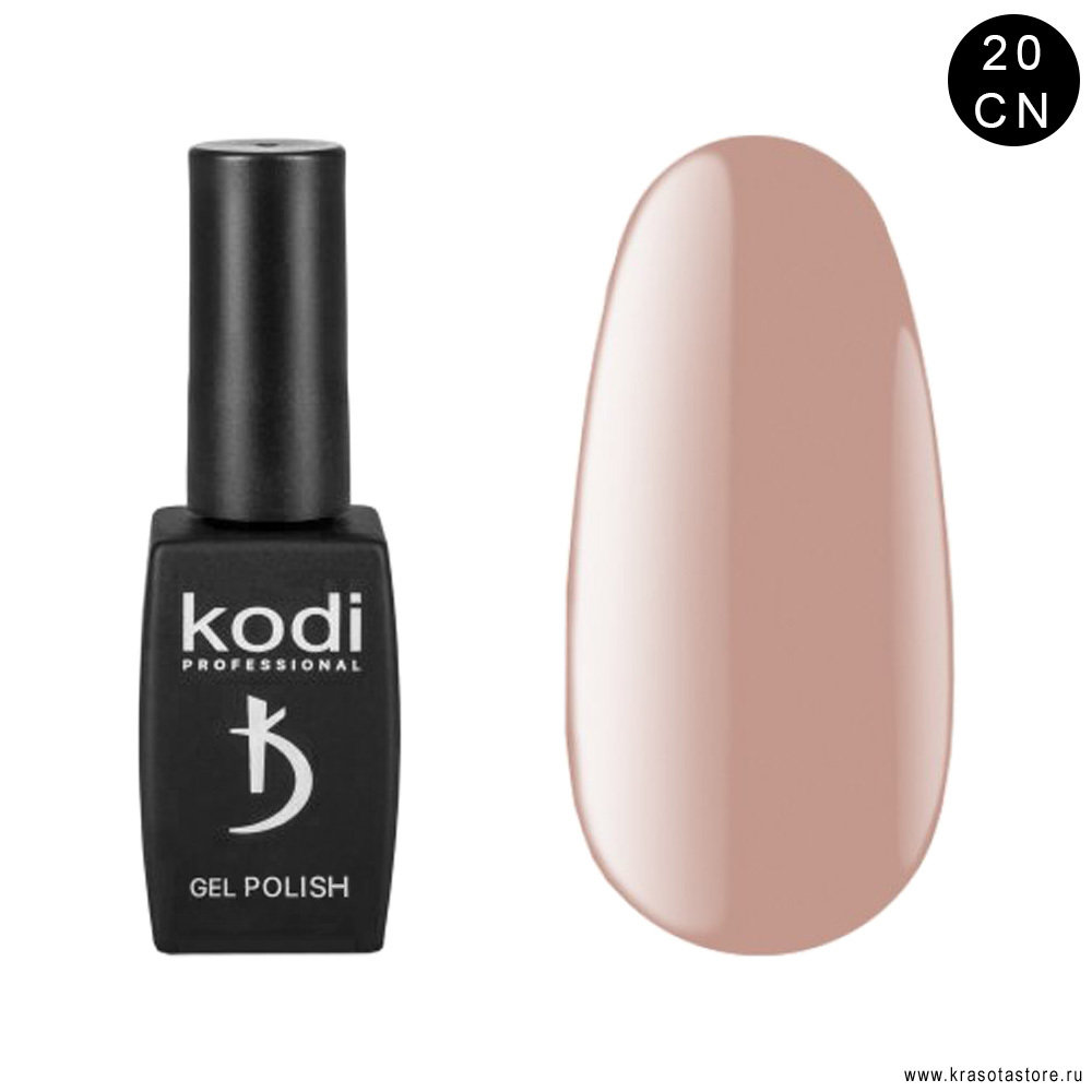 Kodi Professional Гель лак № 20CN/69 (gel polish) 12мл