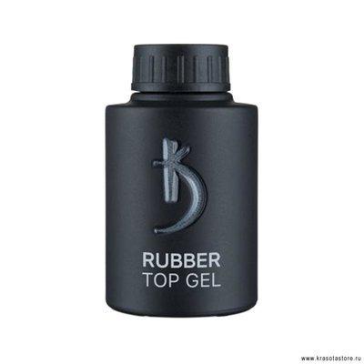 Kodi Professional Верхнее покрытие для гель лака каучуковое (rubber top) 35мл