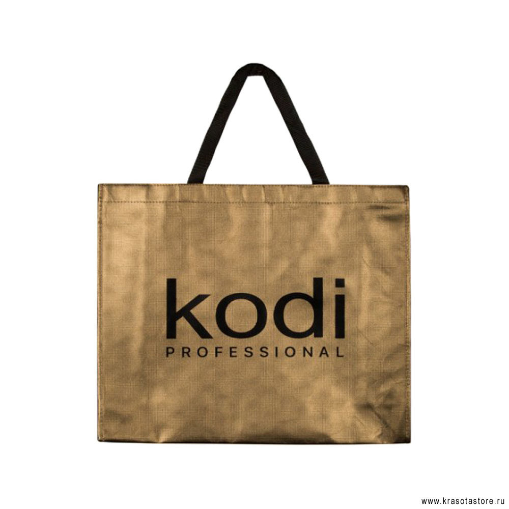 Kodi Professional Сумка матовое золото