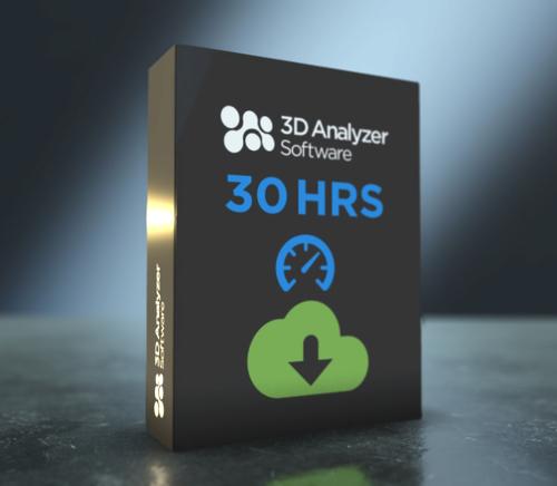 30 Recharge Analyzer Hours