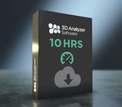 10 Recharge Analyzer Hours