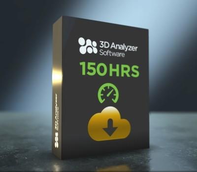 150 Recharge Analyzer Hours