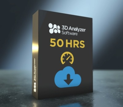 50 Recharge Analyzer Hours