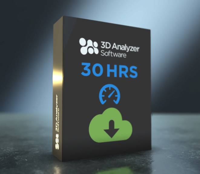 30 Recharge Analyzer Hours